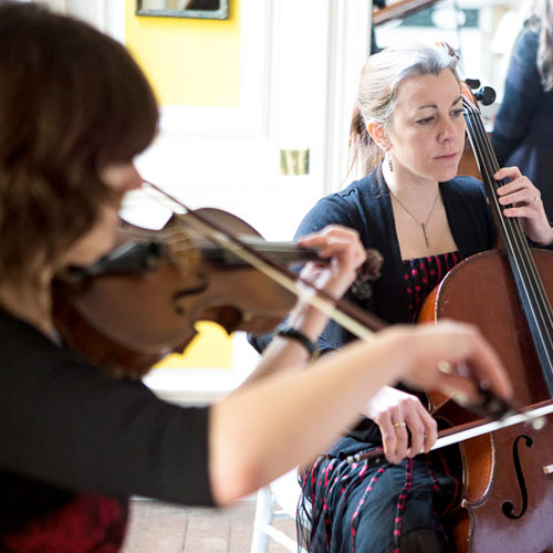 Artemis String Duo | London & Midlands