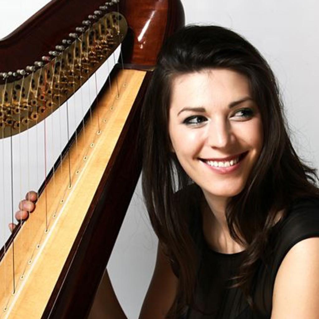 Harpist | Camilla