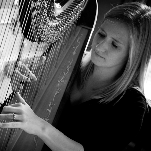 Kate | Harpist | Brighton
