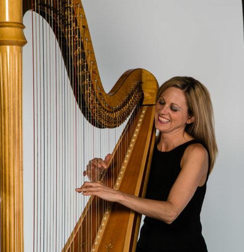 Harpist | Siobhan
