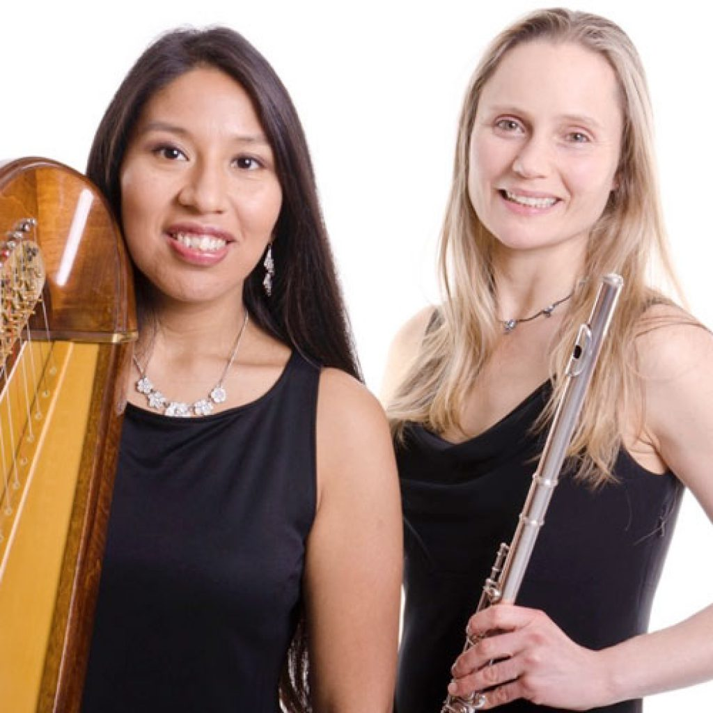 Rachel and Ruby | Flute & Harp Duo