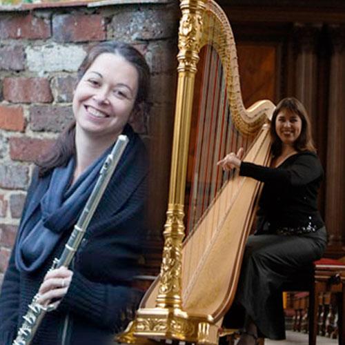 Windsor Park Duo | Harp & Flute