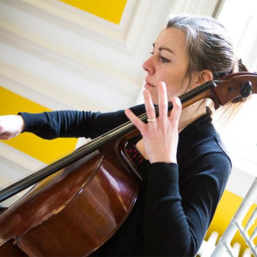 Anwen | Cellist