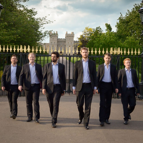 The Queen's Six | Male Acapella Singers