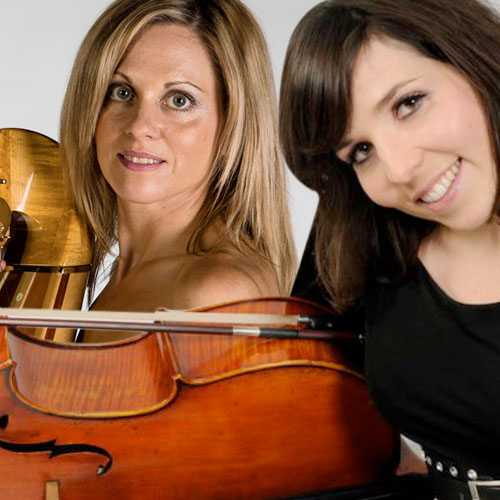 Siobhan and Jessica | Harp & Cello