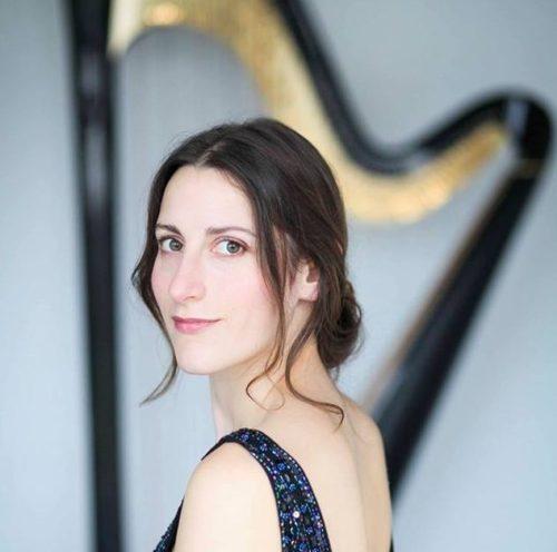 Harpist | Cecily