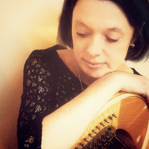 Harpist | Ruth