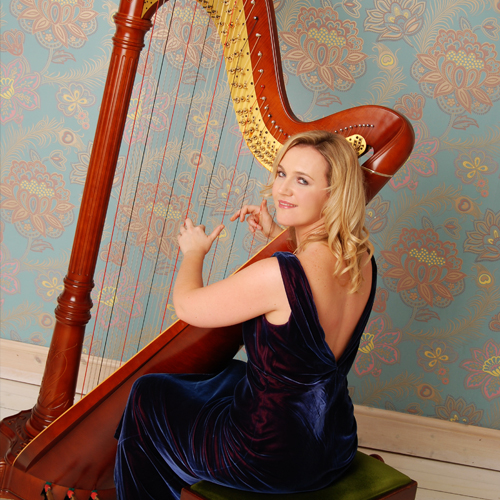 Rhian | Harpist