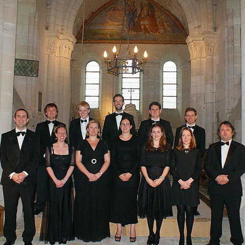 Choir | English Consort of Voices