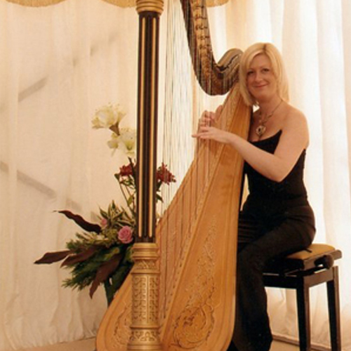 Anita | Harpist | North East