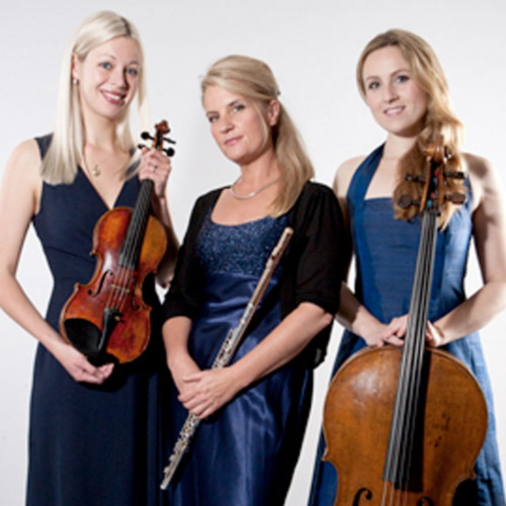 Flute Violin & Cello Trio | Berkley Trio