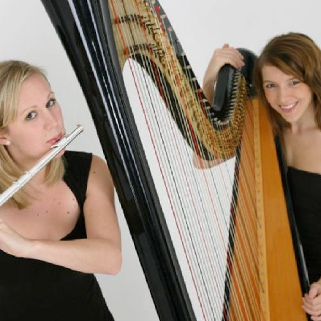 Harp & Flute Duo | Kate and Katie