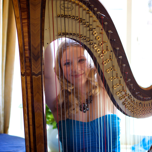 Shelley | Harpist | Wales & South West