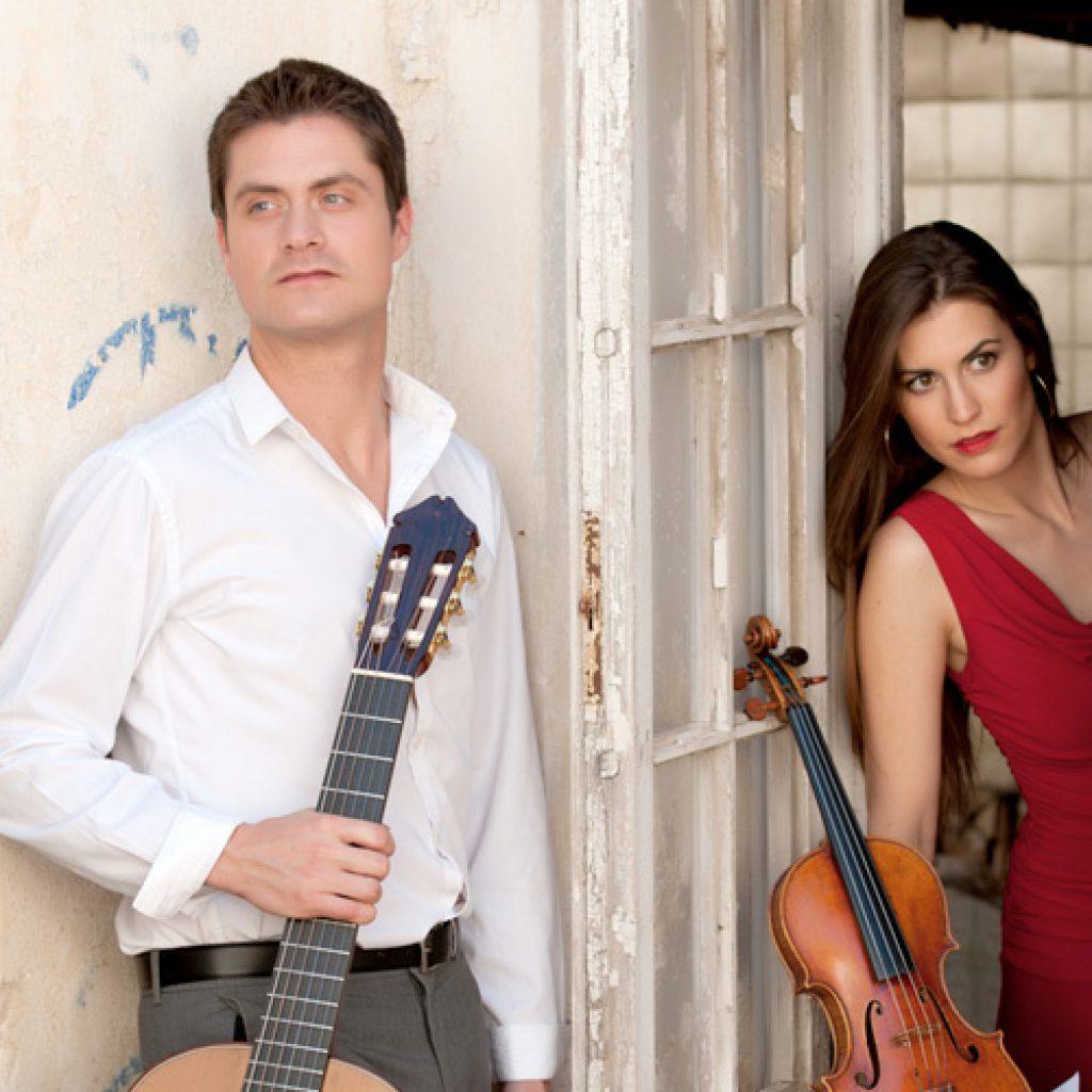 Dimitris and Violeta | Spanish Music