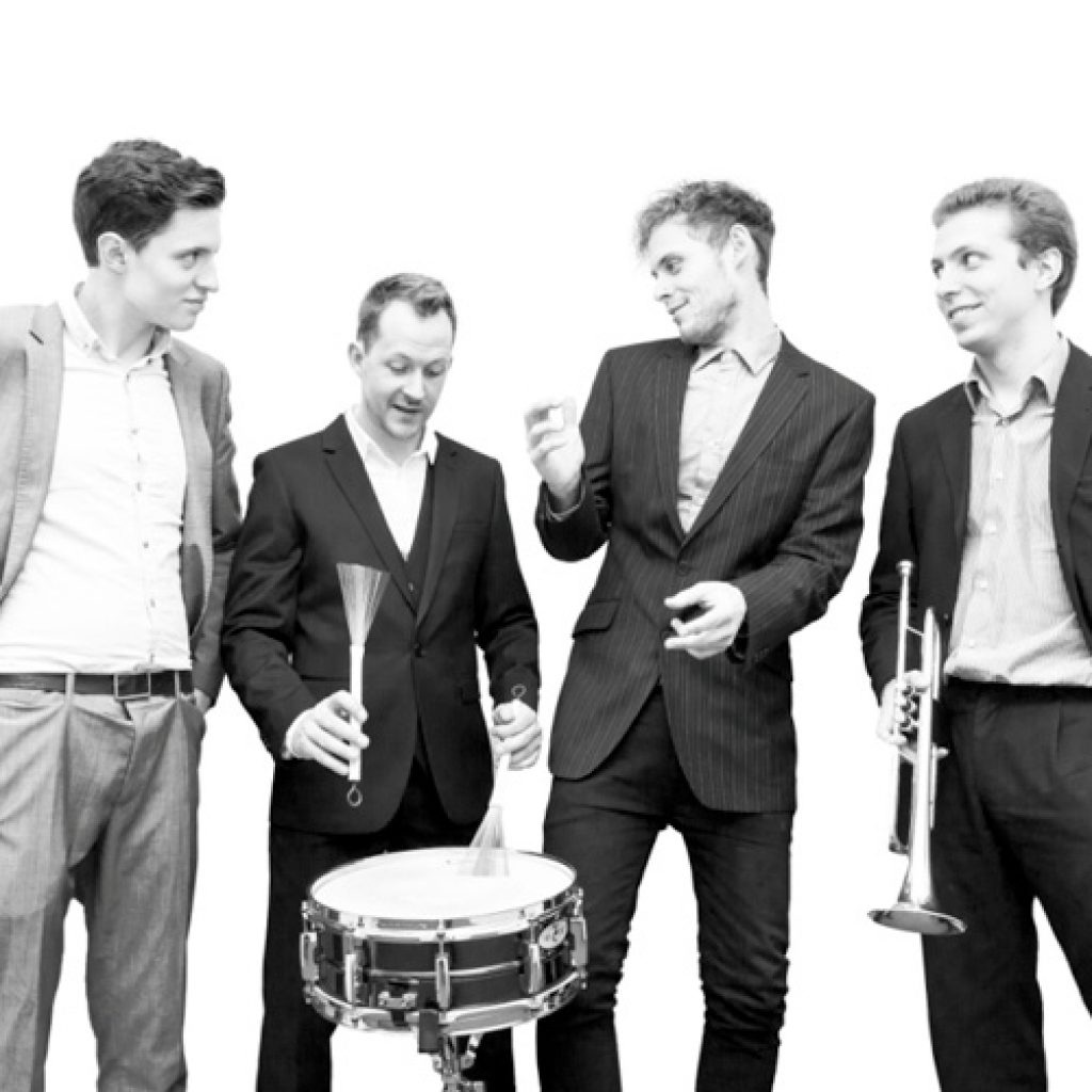 Jazz Quartet | Harker Quartet