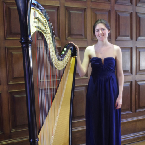 Helena | Harpist | North East