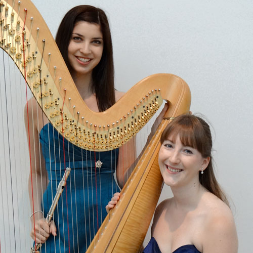 Harp & Flute Duo | South East Events