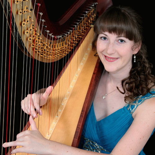 Heather | Harpist