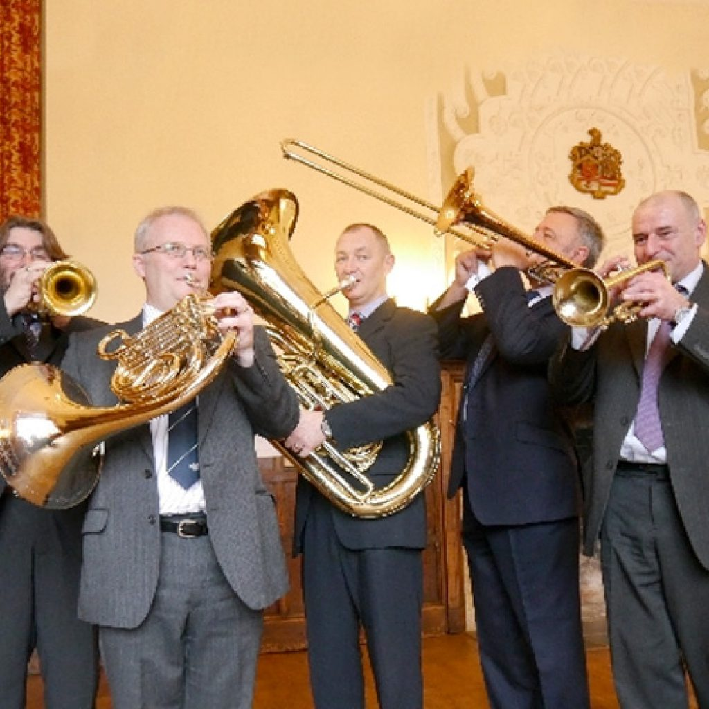 London Retaggio Brass Quintet