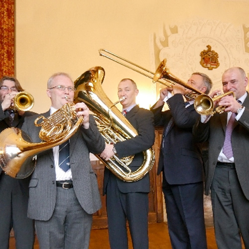 London Retaggio Brass | Brass Quintet