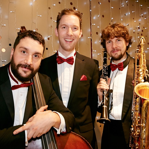 The Dappers | Jazz Swing Trio