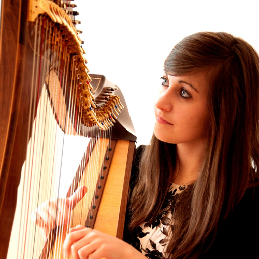 Christine | Harp & Clarsach | Scotland
