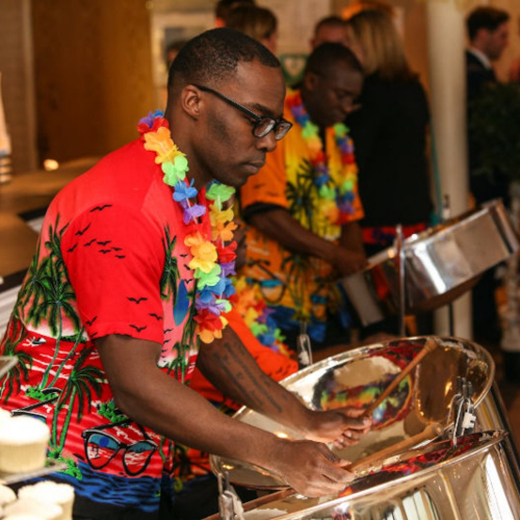 Steel Pan Band for Events