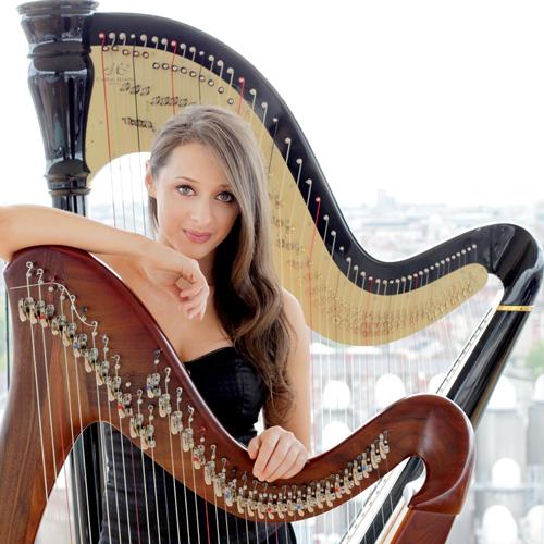 Harpist | Seana