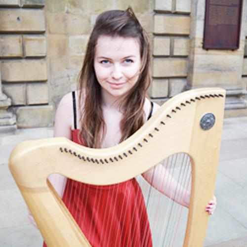 Eilidh | Celtic Harp & Bagpipes | Scotland