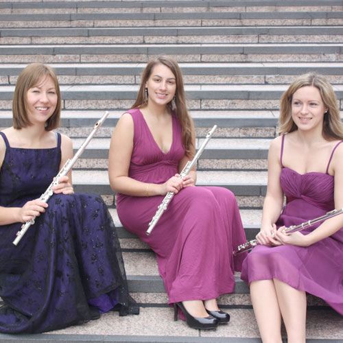 Flute Trio London, Flutet