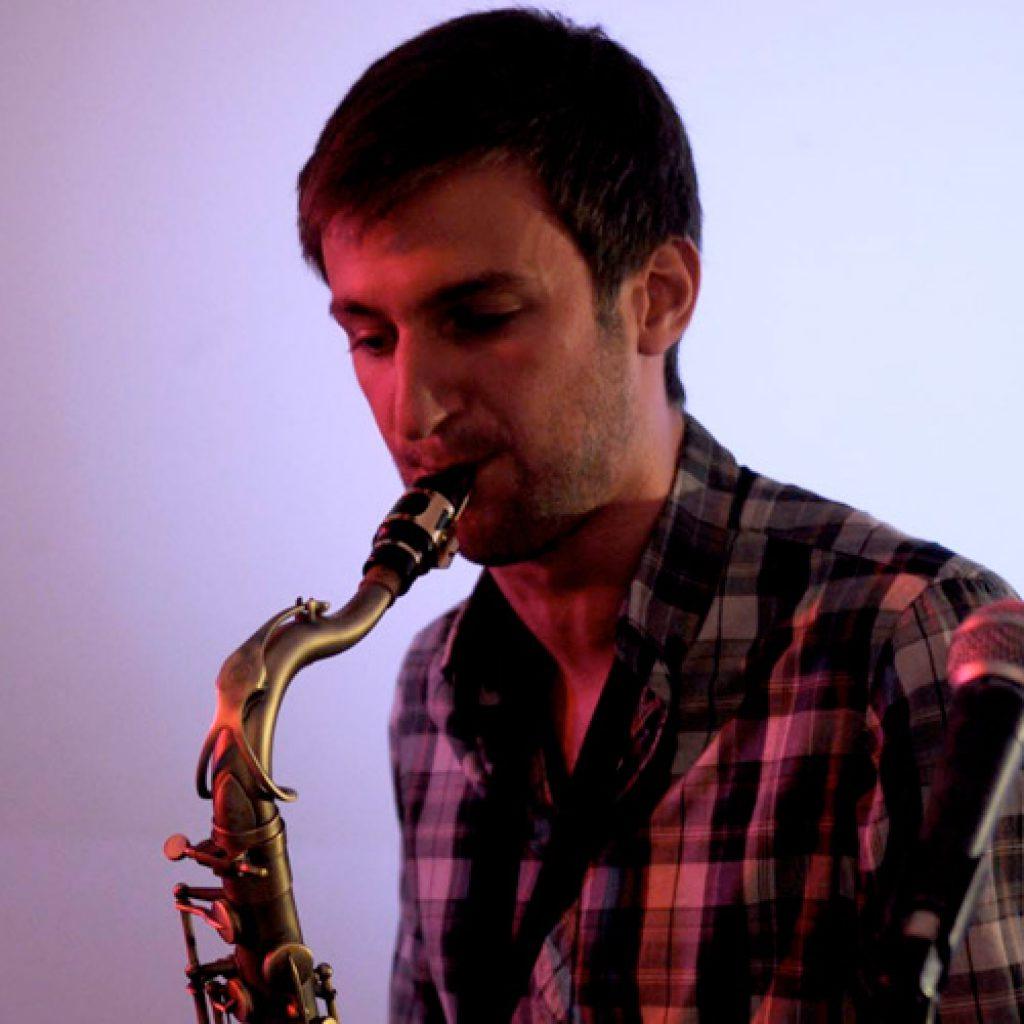 Chris | Jazz Sax