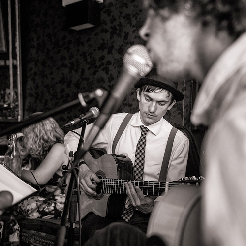Kentish Town Rollers   Indie Duo
