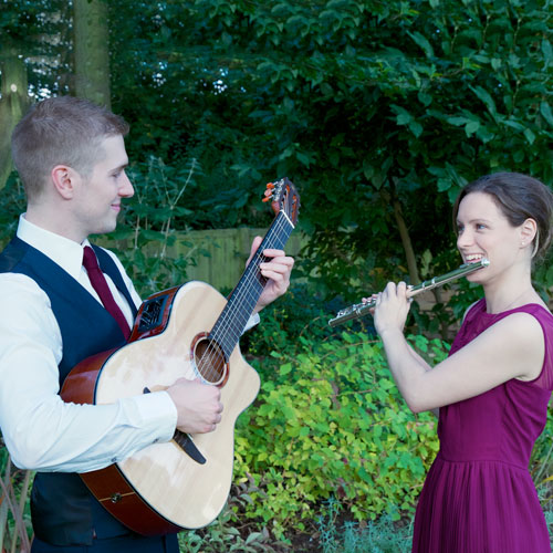 Danzon Duo | Flute & Guitar