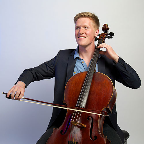 Richard | Solo Cellist