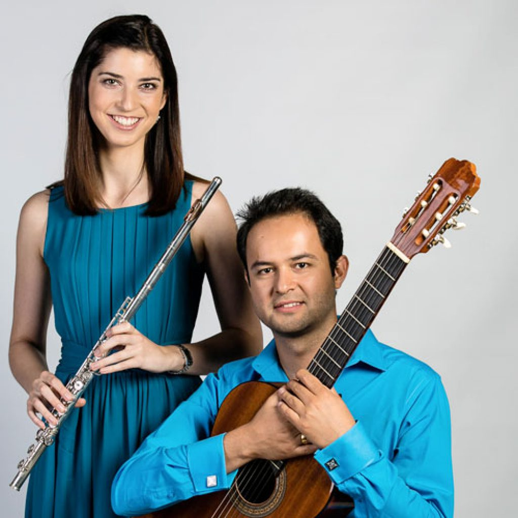 Flute & Guitar Duo | Sonatina
