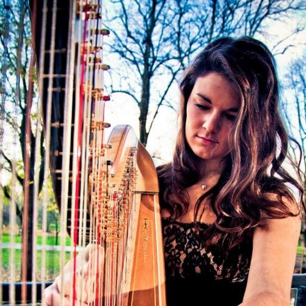 Megan | Harpist | Wales