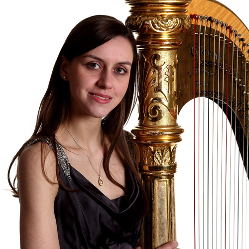 Rachel | London Harpist