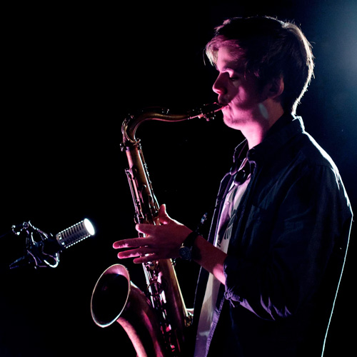 Andy | Jazz Saxophonist