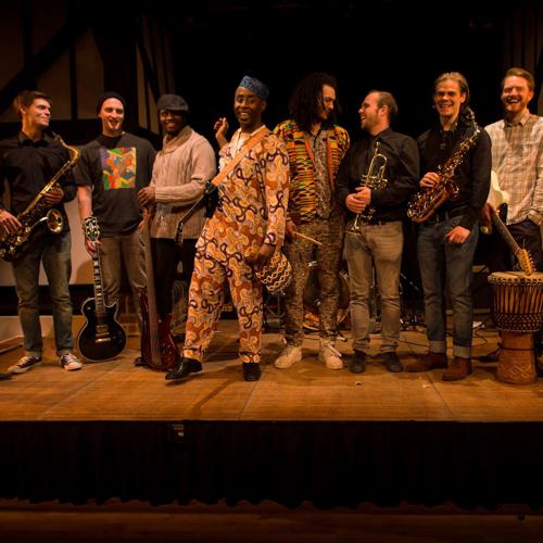 Afro Beat Band | Emeka Elendu