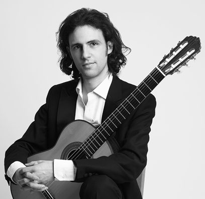Carl | Classical Guitarist