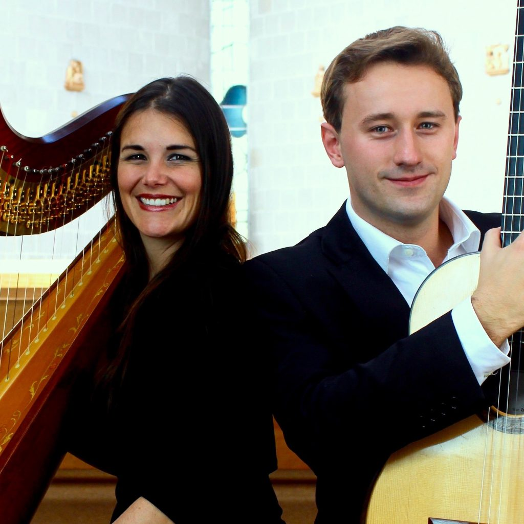 Mayfair | Harp & Guitar Duo
