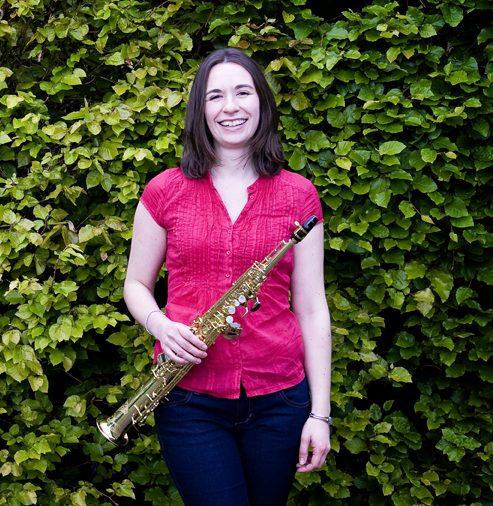 Karen | Classical Saxophonist | Scotland