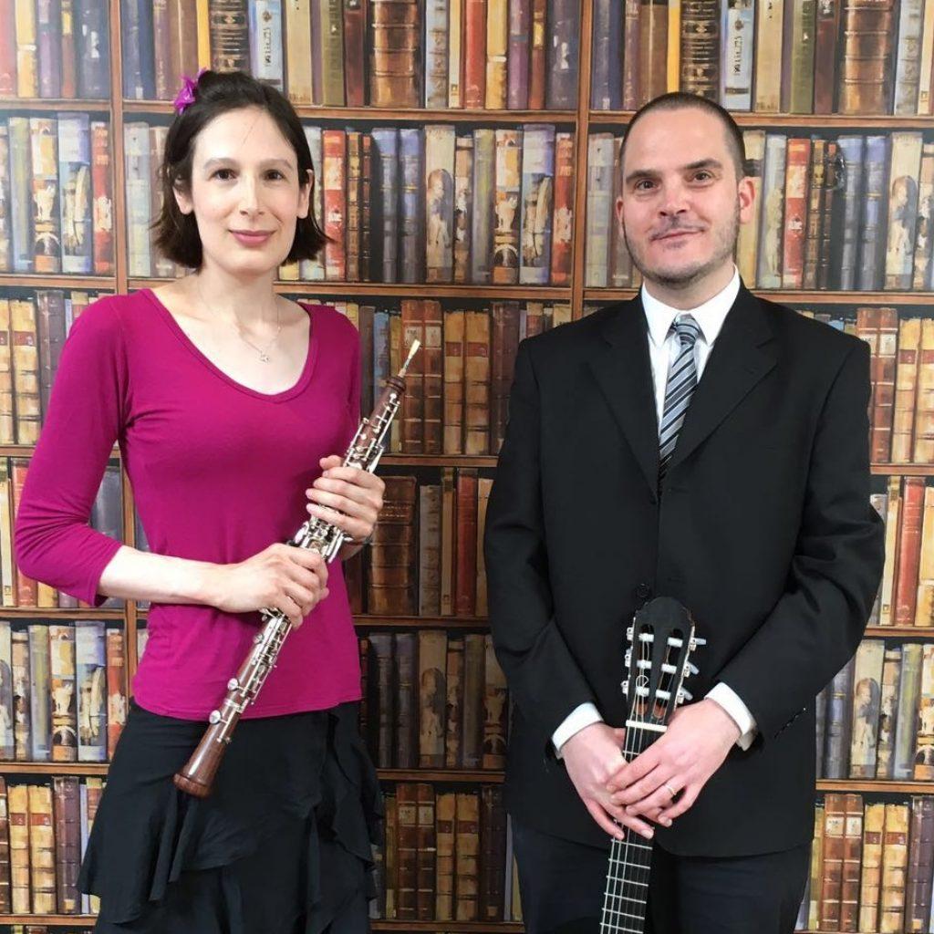 Amistad Duo | Guitar & Wind Instruments