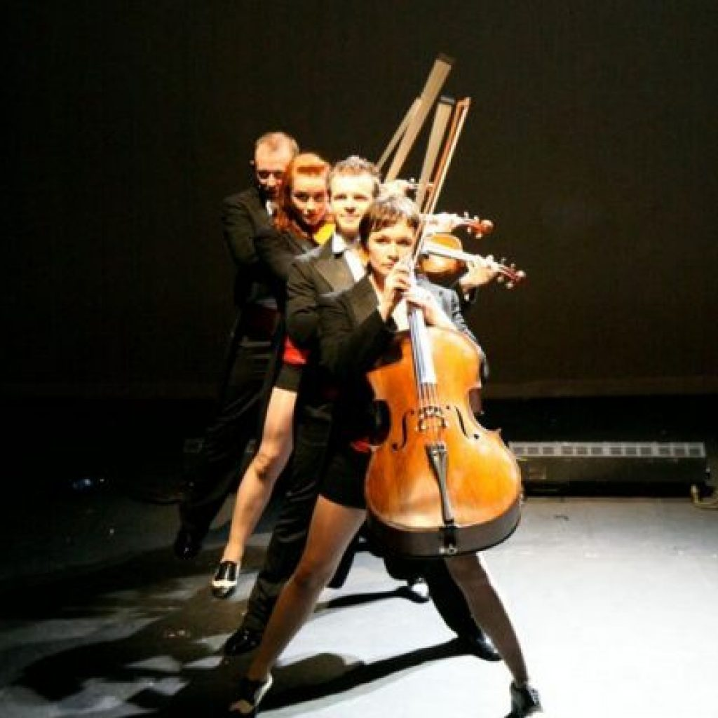 Bowjangles | Showman String Quartet