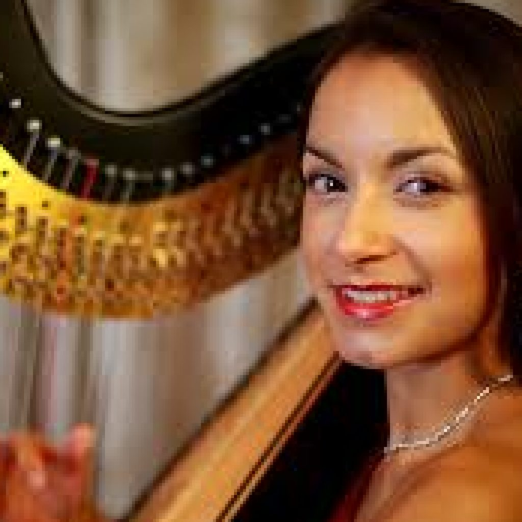 Melissa | Harpist