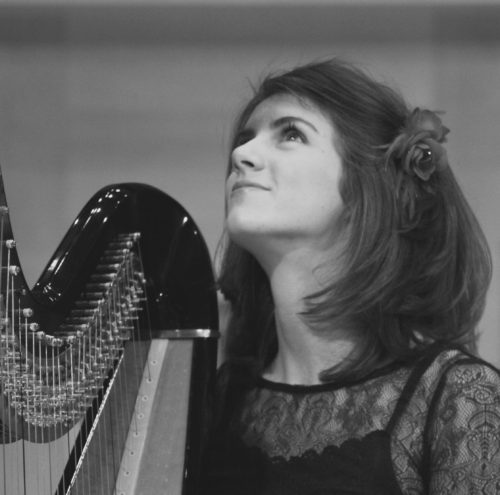 Solena | Harpist | London & Norfolk