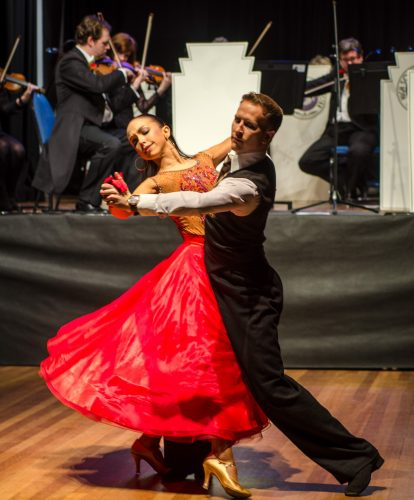 The Ritzy Orchestra | Dancers can be booked
