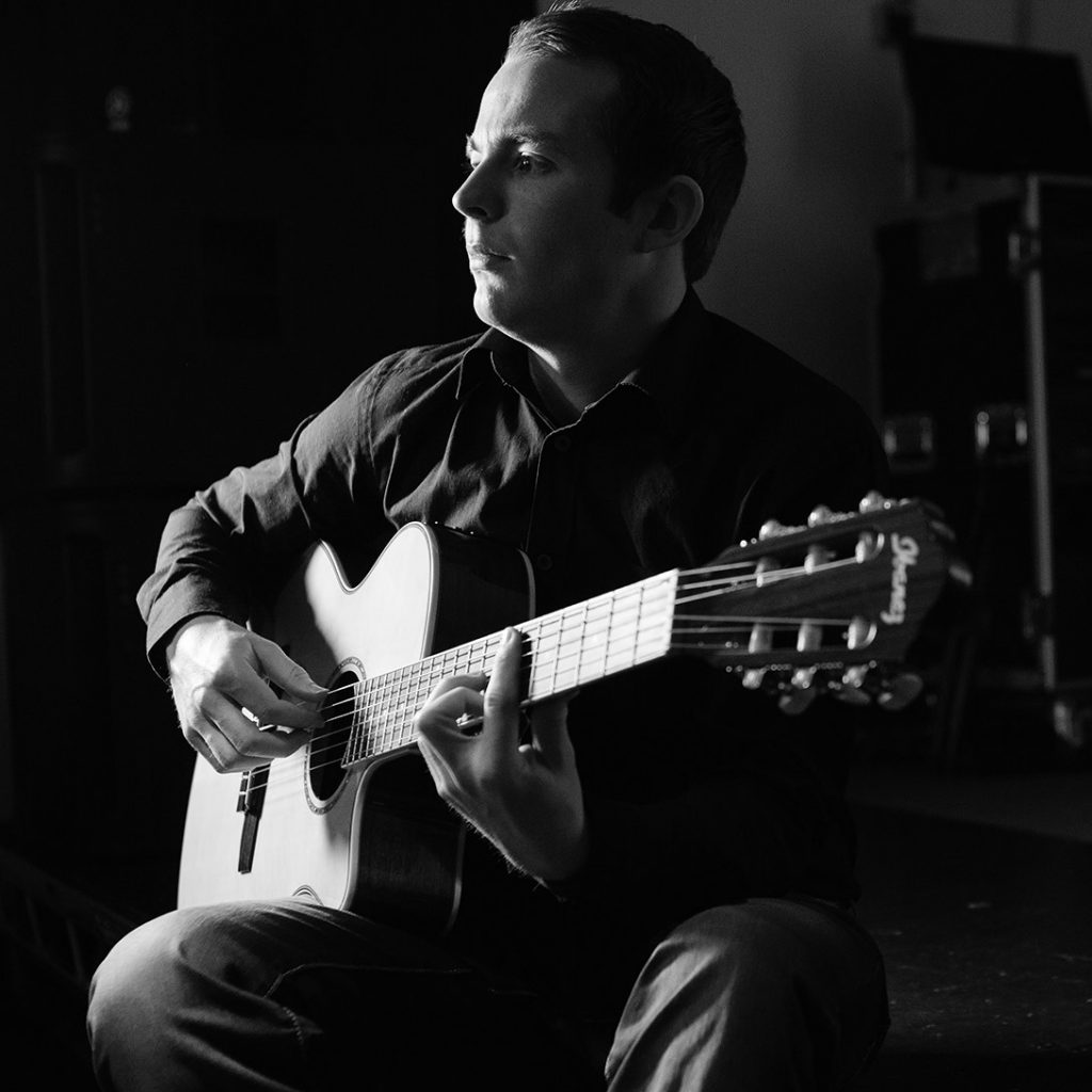 James | Guitarist | South England