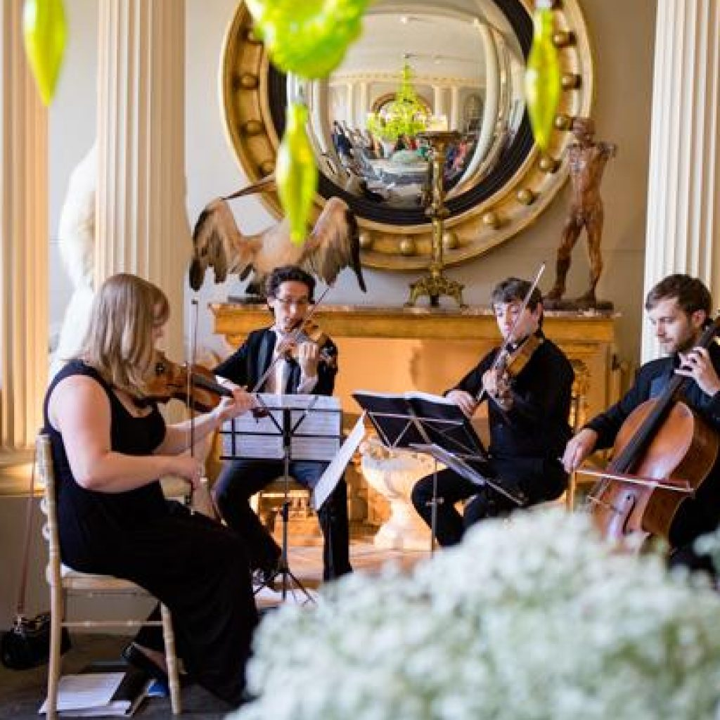 String Quartet for Midlands events