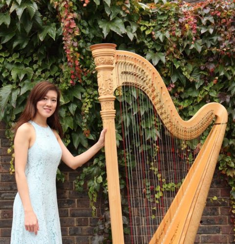 Harpist | Fontane